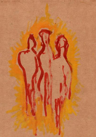 Os três mensageiros