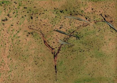 Mapa para Correntinho